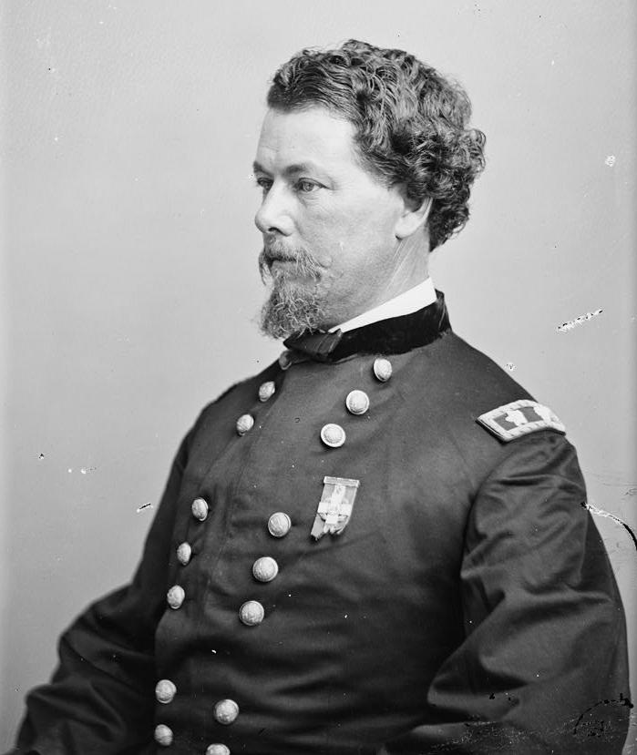 Maj. Gen. Horatio Wright