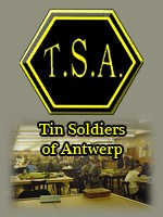 Tin Soldiers of Antwerp